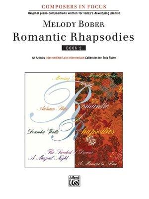 【599免運費】Romantic Rhapsodies, Book 2 Alfred 00-FF1357