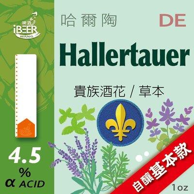 啤酒王自釀啤酒原料器材,Hallertauer 哈樂陶 ,德國啤酒花,精釀啤酒,Hops