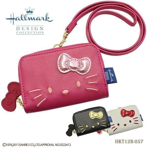 Hallmark & KITTY 聯名款 證件 零錢包   #小日尼三 團購 批發 有優惠 現貨免運不必等#