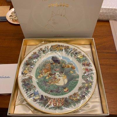(日本製) Noritake 龍貓 2015年 紀念盤