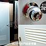給BIGA 直購 塑鋼門   015A門片+無鑰匙喇叭鎖