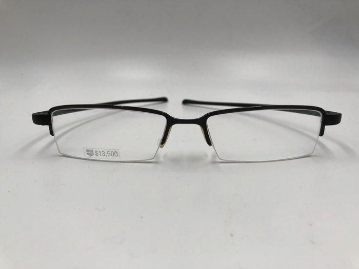 頂傑 TAG HEUER 型男半框眼鏡 - TH 3202-011
