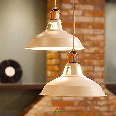 【美學】現代簡約工業風吊燈鐵藝客廳燈吧檯燈具兩頭餐廳吊燈MX_32