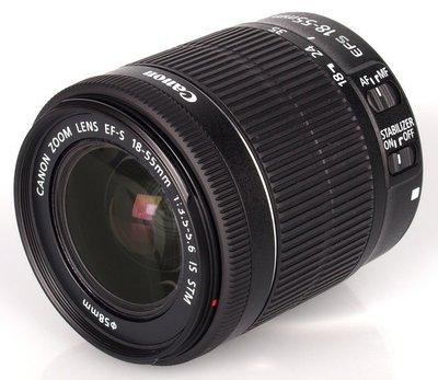 原廠 Canon EF-S 18-55mm IS STM 防手震 鏡頭(另有遮光罩 保護鏡 機身)700D 650D