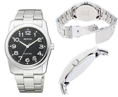 日本正版 CITIZEN 星辰 REGUNO RS25-0212A 男錶 男用 手錶 太陽能充電 日本代購