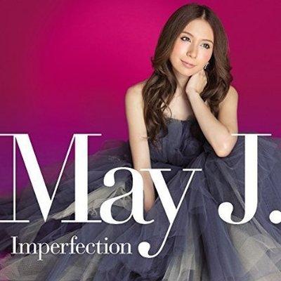 May J. 2014年最新專輯 Imperfection (日版CD) 全新特價 冰雪情緣 FORZEN Let it