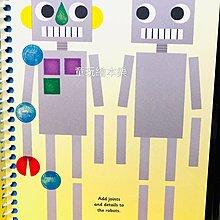 現貨《童玩繪本樂》英國代購Usborne Rubber Stamp Activities 印章遊戲書 遊戲書 手指畫 拓