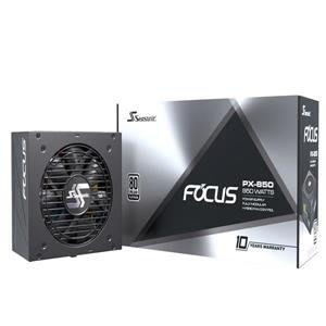 免運費含發票海韻 FOCUS PX-850 Platinum 白金 全模組電源供應器