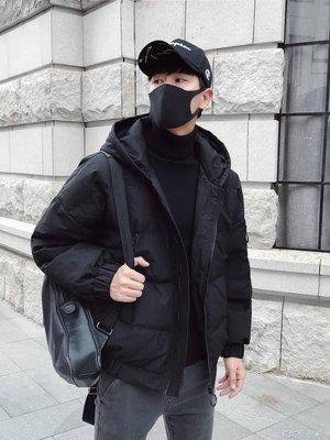 棉衣男士冬季外套潮冬天羽絨棉服韓版棉襖帥氣學生面包服