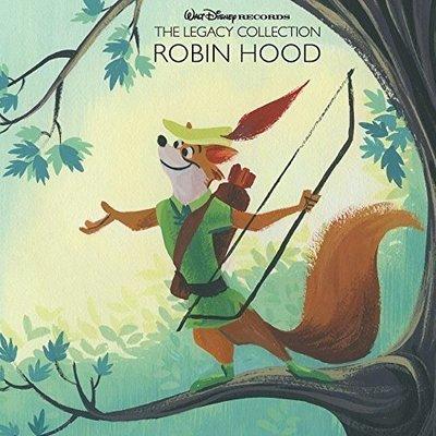 羅賓漢 雙碟精選 2CD Robin Hood ---8736039