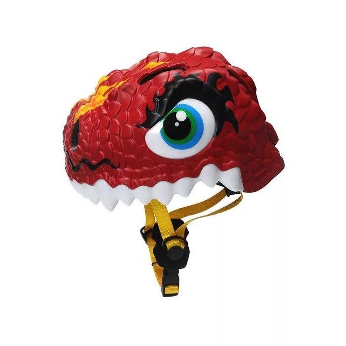 ☆║♥愷心小舖♥║☆ 兒童安全保護新款 恐龍頭盔 可拆洗 自行車 安全帽 騎行頭盔護具