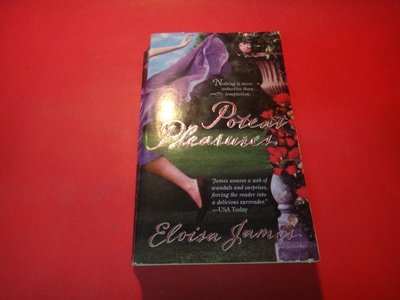 【愛悅二手書坊 01-46】Potent Pleasures Eloisa James/著
