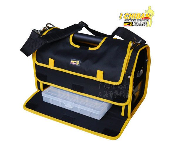 【I CHIBAN 工具袋專門家】JK0701 鋼管收納袋  耐用防潑水 手提/肩背 工具袋 工作包 工具箱
