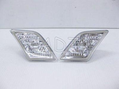 ~~ADT.車燈.車材~~BENZ W204 C200K C280 C300 C350 08~10 美規專用 晶鑽前保側燈.保桿側燈.前保燈