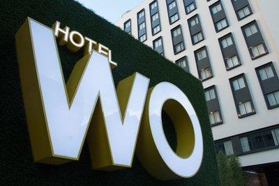快樂自由行 高雄四星級飯店 平日2人住宿  HOTEL WO‧窩 飯店 平日雙人房 含早餐 2250元