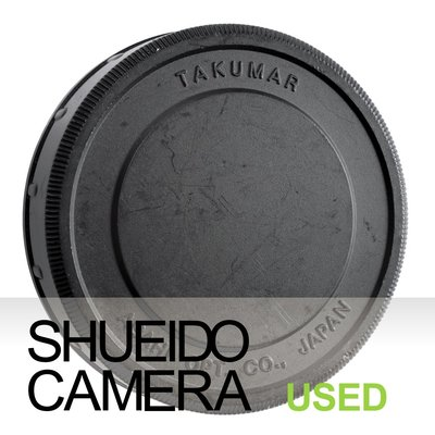 集英堂写真機【1個月保固】中古良上品 / PENTAX 67 6X7 原廠 後鏡頭蓋 #103 18086