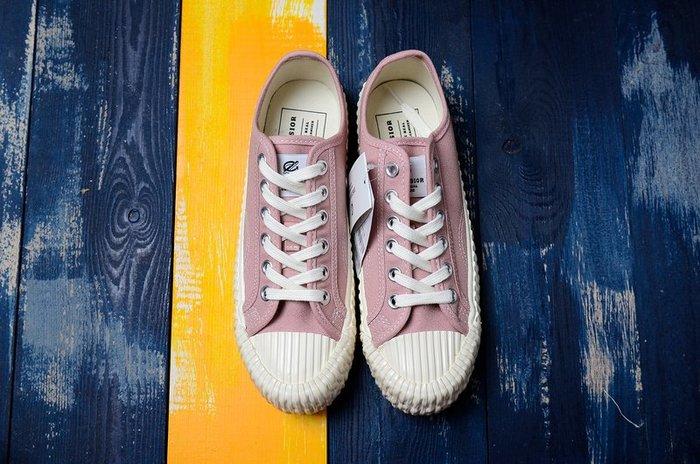 Excelsior Bolt 餅乾鞋 韓國 樱花粉 低幫復古生膠 帆布鞋 女鞋