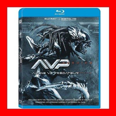 【BD藍光】異形戰場 2:加長版+劇院版Alien vs. Predator(台灣繁中字幕)