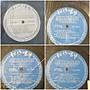 黑膠唱片-貝多芬「小提琴奏嗚曲全集」(共4片)57年4月再版