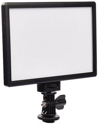 九晴天 租攝影燈,租閃光燈~SUPON L122T LED 攝影燈 (3300K-5600K雙色溫)