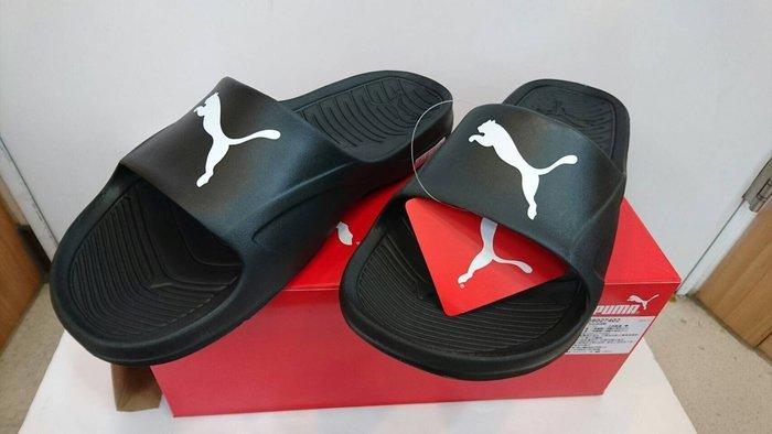 PUMA DIVECAT 拖鞋 黑白 輕量 防水 一體成形 彪馬 海邊 海灘 36027402 請先詢問庫存