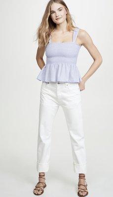 Miolla 美國品牌J.crew旗下 Madewell 皺摺背心小可愛 Lace Liana Longline Bralette
