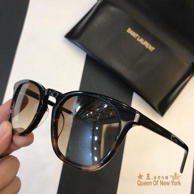 【紐約女王代購】YSL yves saint laurent 時尚商品 男款太陽眼鏡 顏色3 歐洲限量代購