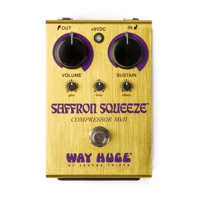 Way Huge WHE103 Saffron Squeeze 壓縮效果器|BigNose