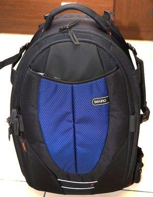 全新 Benro 百諾 Quicken 500N 鋒行系列後背包 (黑藍色)