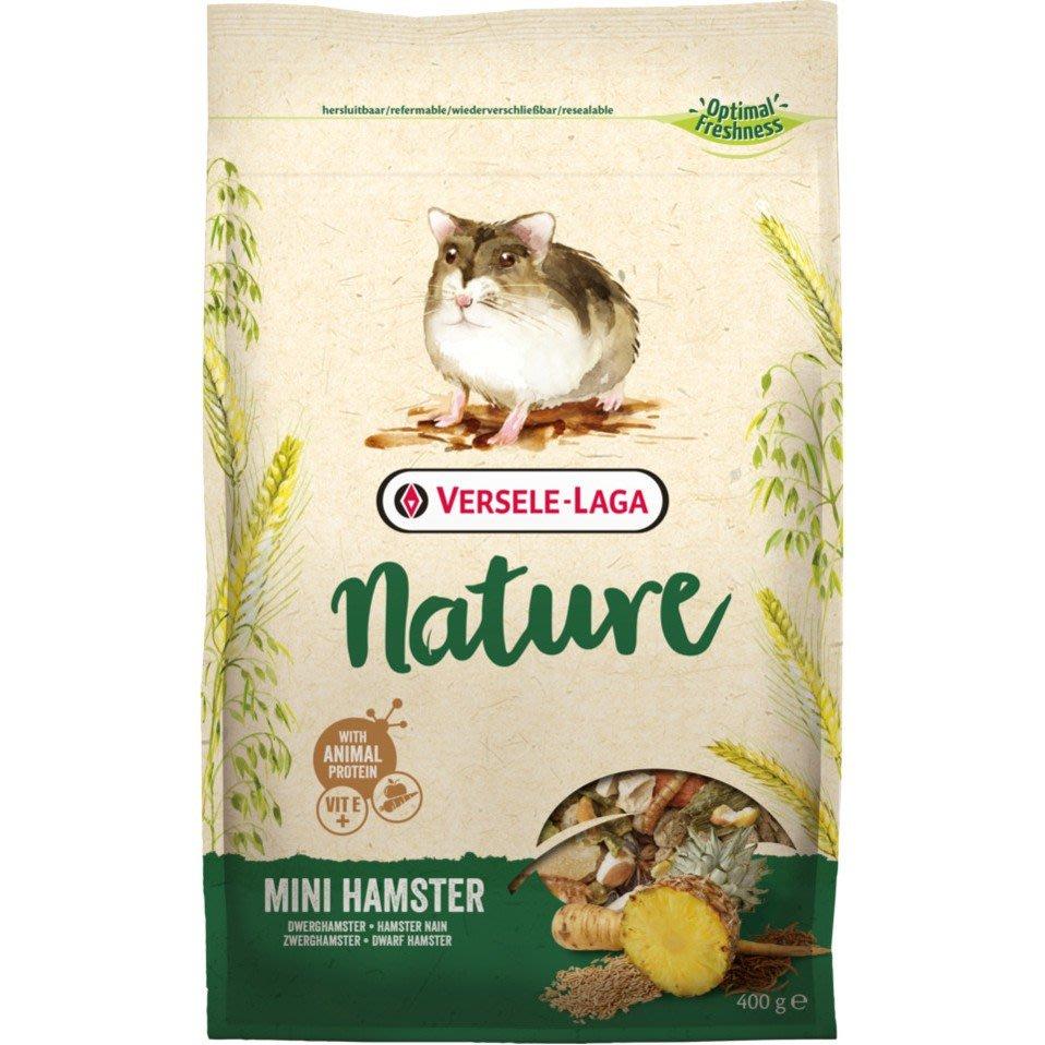 【格瑞特寵物】比利時凡賽爾 迷你楓葉鼠飼料400g  倉鼠 寵物鼠 三線鼠 迷你鼠