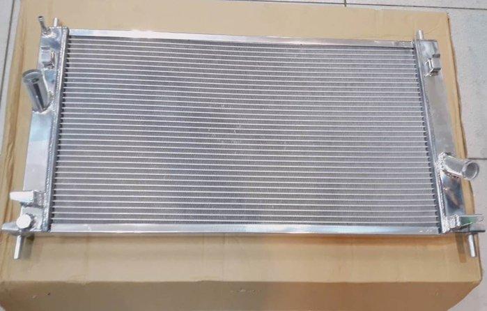 ☆光速改裝精品☆ 福特 FORD FOCUS MK2 專用加大鋁製水箱~直購價9000元