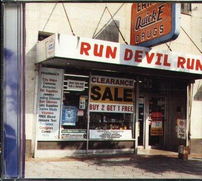 八八 - Paul McCartney - Run Devil Run - CD 台中市