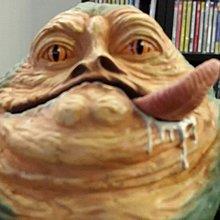 [地鐵站交收] Hasbro 星球大戰Jabba the Hutt (無附件)