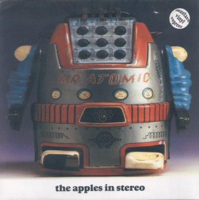 [狗肉貓]_The Apples In Stereo_Everybody Let Up _ LP 7