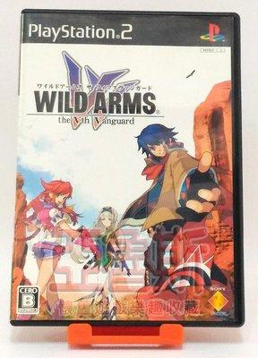 【亞魯斯】PS2 日版 狂野歷險5 WILD ARMS the Vth Vanguard / 中古商品(看圖看說明)