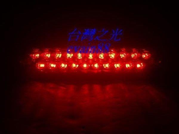 《※台灣之光※》全新MINI COOPER R56 ONE超炫英國旗造型黑底LED後保桿霧燈後霧燈