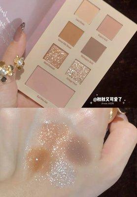 Beautiful 韓國espoir艾絲珀vintage lace蕾絲盤眼影書新品roco小香風盤