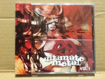 ~拉奇音樂~ 幻日樂團  ultimate metal  VOL.1 全新未拆封。團。