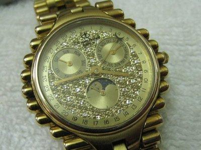 法國 Christian Bernard伯納錶-- 3眼計時錶