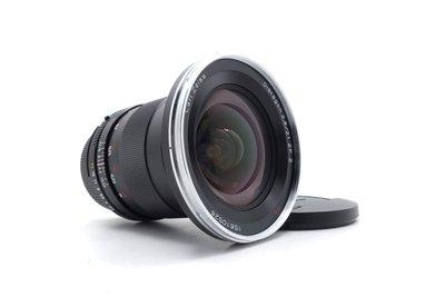 【台中青蘋果】Carl Zeiss Distagon T* 21mm f2.8 ZF.2 / Nikon #41222