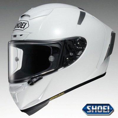 大頭佛の SHOEI X-FOURTEEN全罩式安全帽