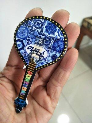 宋家苦茶油.Opotoelectrochi.1葡萄牙磁力貼磁片.精美中國瓷器到了歐洲.成了王公貴族的最愛.這是來自歐洲的