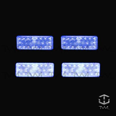 《※台灣之光※》通用型2段亮度黏貼式LED側燈組PRONTO ACTIVE LIFE METROSTAR TIERRA