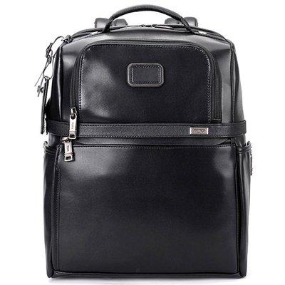 皮藏客 TUMI/途米 JK533 男女款 商務休閒後背包電腦包 大容量時尚帥氣雙肩包 健身運動背包 牛皮真皮