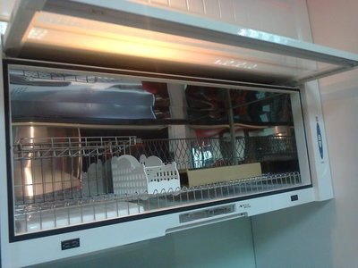 ☆大台北☆ 櫻花懸掛式烘碗機Q-7560WL(80CM) 全國最專業級安裝 三家實體店面 老闆親身服務