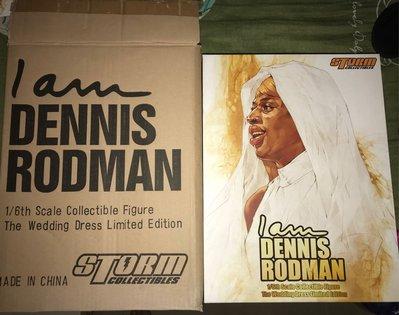 中古 Storm Collectibles Rodman Wedding Dress Edition (請睇商品描述,圖中所見所得)