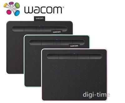 【全新含稅附發票】Wacom Intuos Comfort Plus Medium 藍芽版 CTL-6100WL