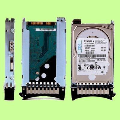 5Cgo【權宇】IBM 42D0637/42D0638 300GB SAS 2.5吋含托架Tray硬碟X3650M3含稅