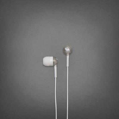Maple麋鹿小舖 Abercrombie&Fitch * A&F 麋鹿耳塞式耳機EARBUDS * ( 現貨白色 )
