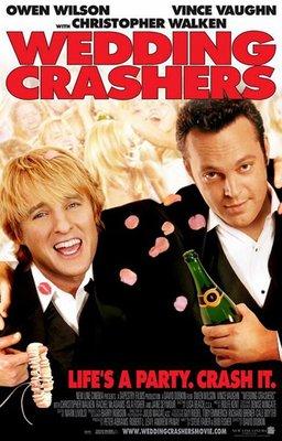 【藍光電影】婚禮傲客/婚禮終結者 Wedding Crashers (2005) 未分級版 119-075